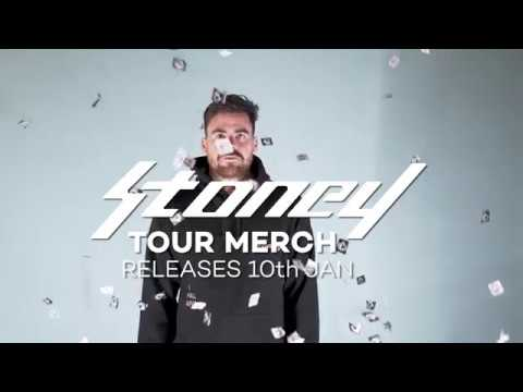 POST MALONE STONEY TOUR MERCH - ONLY AT CULTURE KINGS