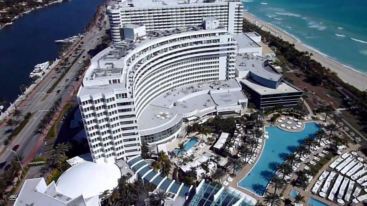 Fontainebleau Hotel Miami 2010 Youtube