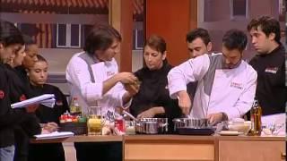 Aula 18: Cozinha Internacional - Chefs' Academy