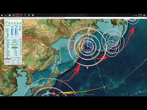 12/25/2018 -- Seismic activity strikes central USA -- Etna Volcano erupts in Italy -- Unrest likely