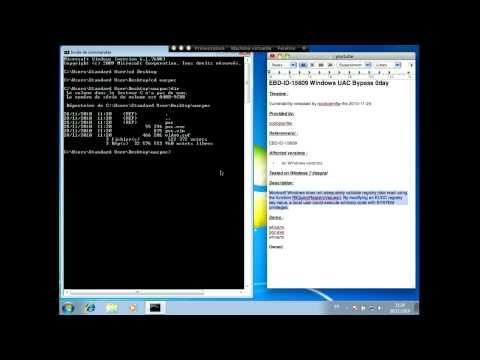 MS11-011 : Windows UAC Bypass 0day