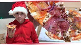 Доставка пиццы «Папа Джованни» - Уфа 🍕ТЕСТ ПИЦЦЫ или какая самая вкусная пицца ???
