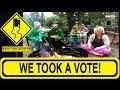 SpotTheScotts: Campfire & Saying Goodbye to Super and Sunshine!  ~RV Life! {#315}