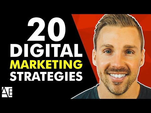 Digital Marketing Strategies For Small Business (… My TOP 20 Tips & Tricks)