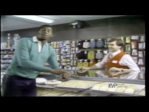 Magic Johnson  Commercial 1980 1