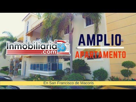 Espacioso Apartamento de Venta en San Francisco de Macoris en la Urbanización Neftali 3
