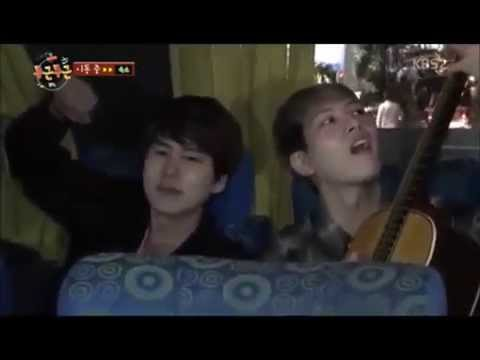 Kyuhyun's India song Fluttering India[ENG SUB]