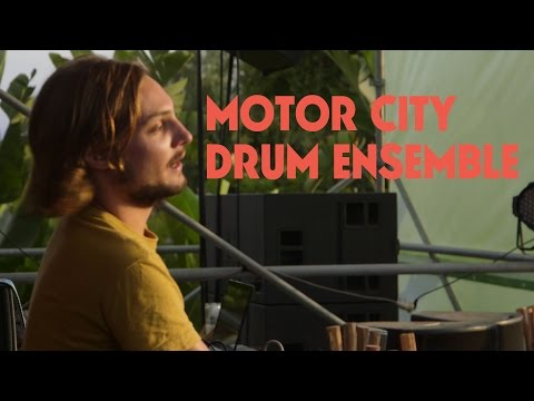 Motor City Drum Ensemble - Interview Disco