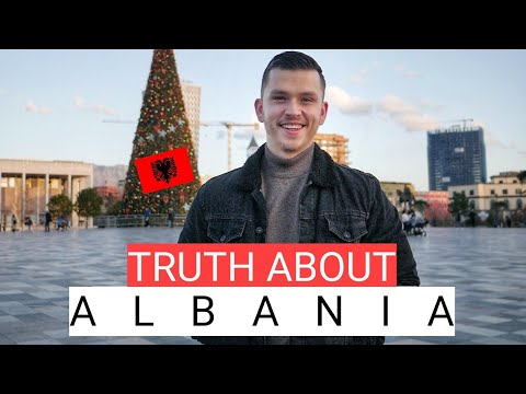 Honest Opinion on ALBANIA - Watch This before Coming! (Crime,Safety,Travel)