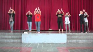 Jangan lelah, Lagu Rohani, IPPAK, Sanata Dharma