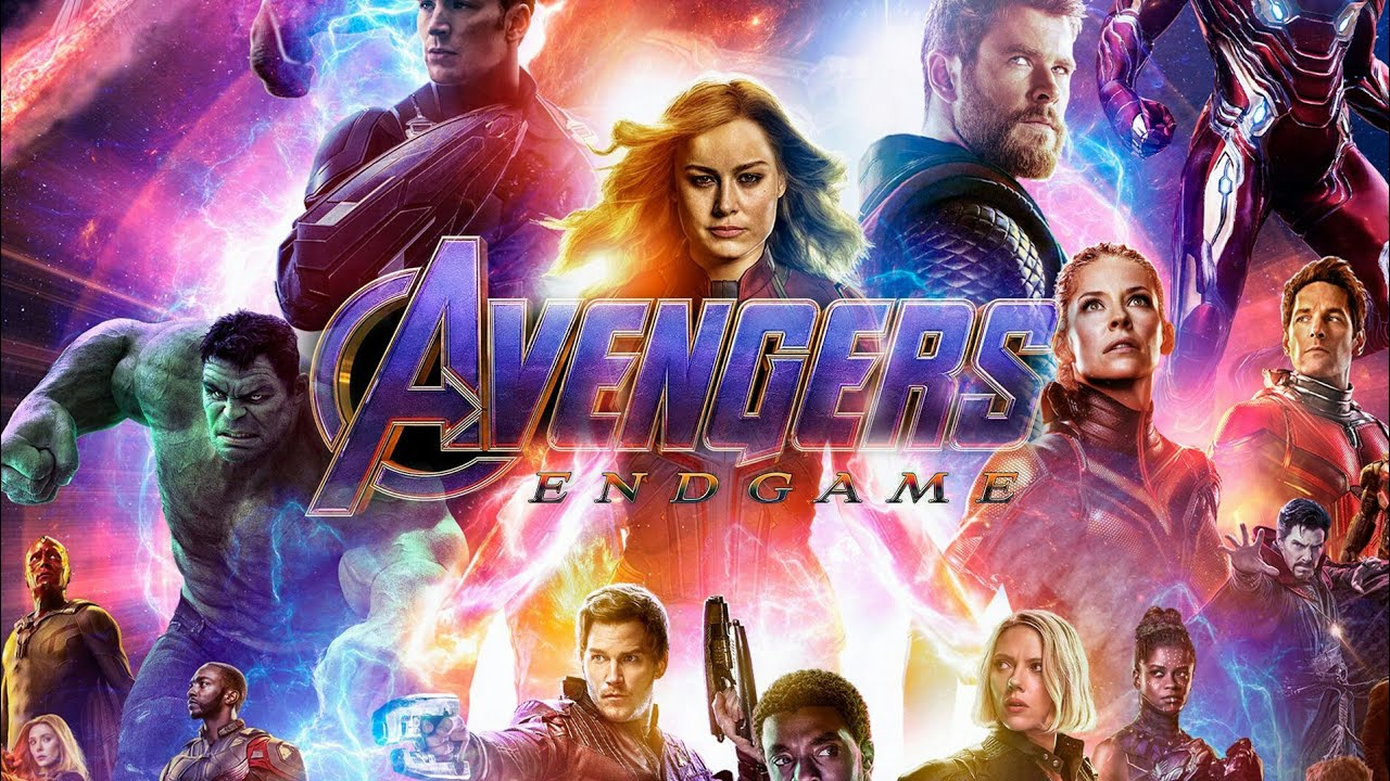 Avengers Endgame 2019 To The End Trailer Hd Looking Back At 21 Movies In One More Youtube