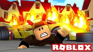 CRASHING THE WORLD'S MOST EXPENSIVE CAR IN ROBLOX! (Roblox Vehicle Simulator)