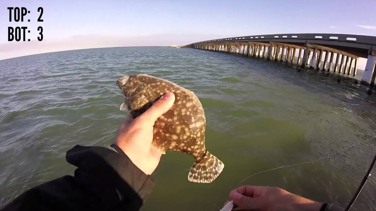 Fishing For Flounder Trout And Snags In Corpus Christi