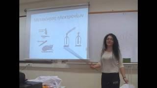 Project-Μικροδιδασκαλίες: Η Δομή του Ατόμου