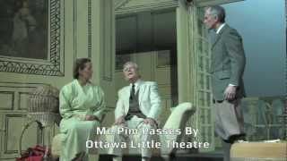 OTTAWA THEATRE: A look at MR. PIM PASSES BY, running at the Ottawa Little Theatre