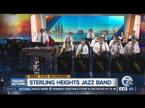 Sterling Heights Jazz Band
