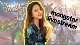 MOBILE LEGEND mabar with mongstar