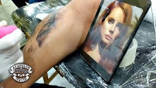 Pandy (Tattoo Lana Del Rey)