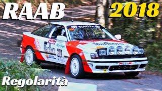 42° RAAB Rally Storico/Historic 2018 - Regolarità Sport - P.S. Tavianella - Celica, Delta & more!