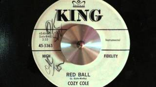 Cozy Cole - Red Ball - KING