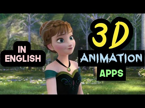 Top 3D Animation Apps For Android | Create Cartoon Animations Easily (IN ENGLISH)