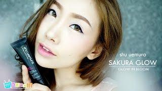 How To : Sakura Glow Look by Shu Uemura