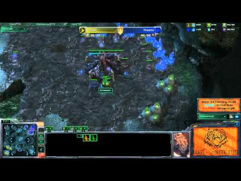Kreator(Z) vs KidziaK(P) EU InC Gaming Tryouts Finals: Part 1/2
