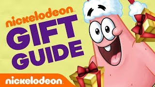 Nick's AWESOME Gift Guide 🎁 w/ The Loud House & More! | #TBT