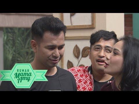 Raffi Ketakutan Hampir Nangis, Nagita Ketawa Sampai Ngakak! - Rumah Mama Amy (15/11)