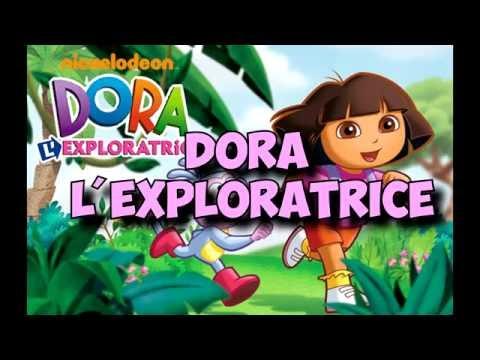 Dora l'Exploratrice - Générique - Paroles [FR]