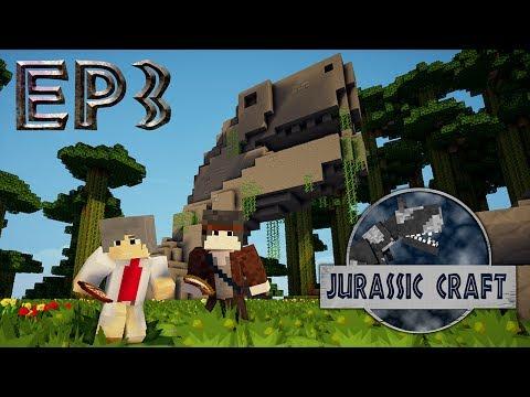 SE02 EP03 Jurassic Craft - Le Triceratops et les portugais.