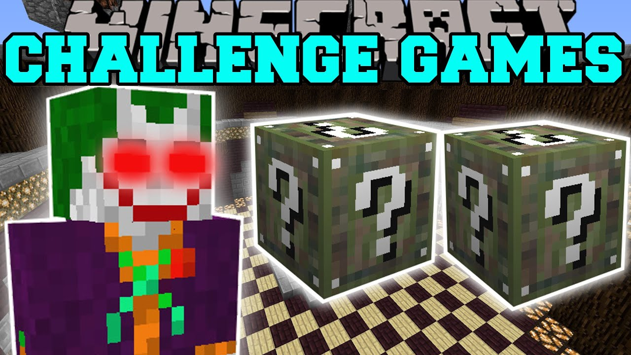 Minecraftthe Joker The Minecraft Collection 12 Wallpapers
