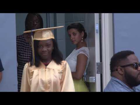 University Heights Charter School Graduation 2015