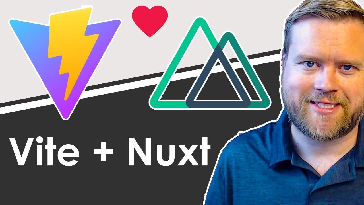 Create A Super Fast Nuxt.js Server With Vite! Nuxt + Vite Tutorial With Vue.js!