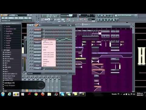 Showtek & Justin Prime - Cannonball (Hodarock FL Studio REMAKE)
