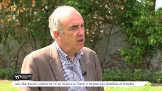 VYP – Alain Baraton, chef jardinier au Château de Versailles