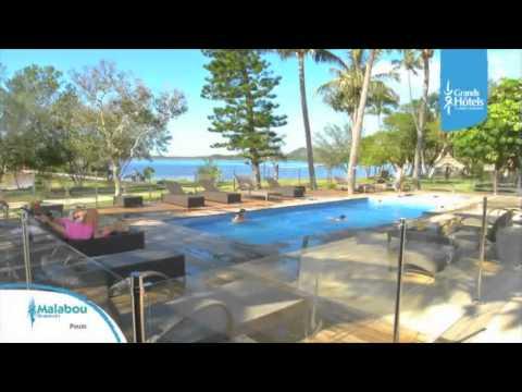 MALABOU BEACH HOTEL, NEW CALEDONIA, POUM (NORTH PROVINCE)
