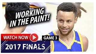 Stephen Curry Full Game 3 Highlights vs Cavaliers 2017 Finals - 26 Pts, 13 Reb, 6 Ast, SICK!