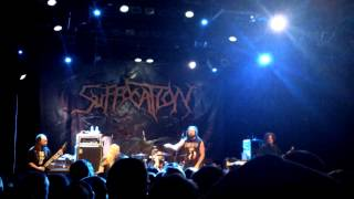 Breeding The Spawn - Suffocation @ Doornroosje, 2015