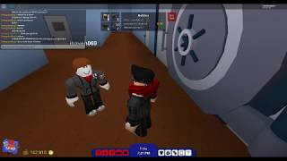 Roblox How to rob the bank on Ro citizens