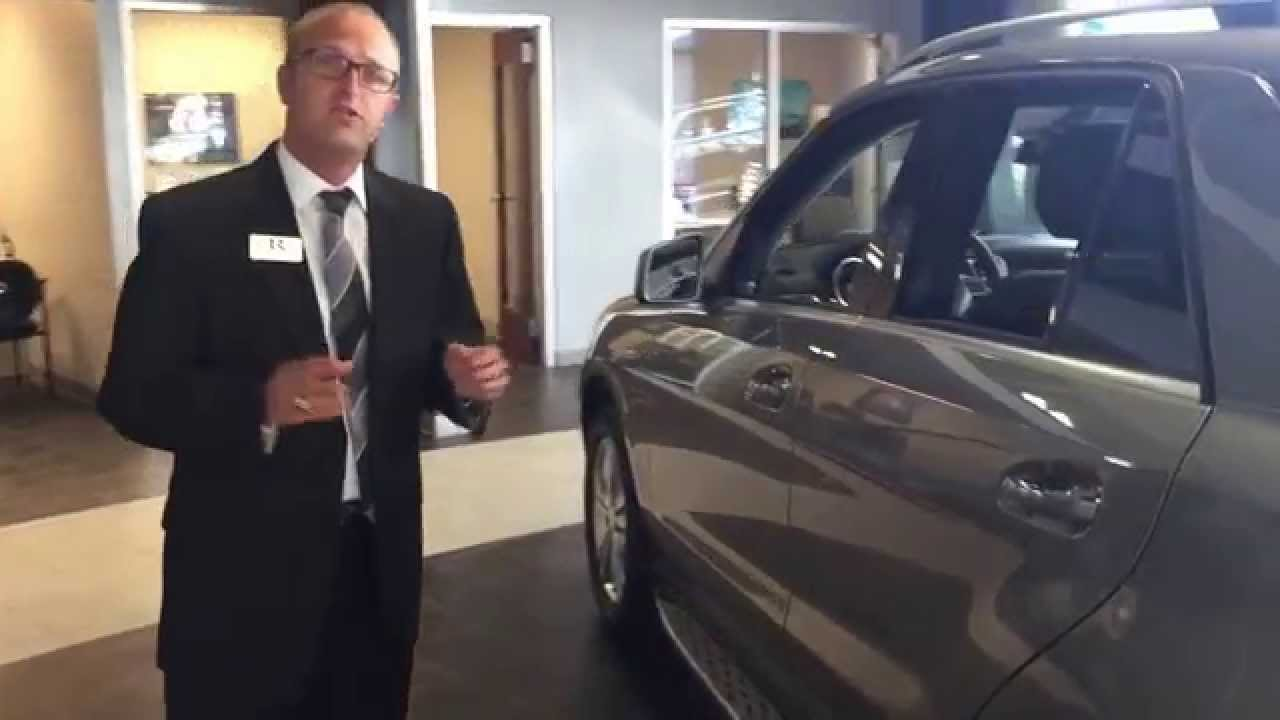 2013 Mercedes Benz Ml350 Mike Raisor Pre Owned Showroom Select