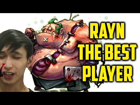 RAYN IS THE BEST PLAYER ◄ SingSing Moments Dota 2 Stream