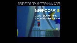 Реклама Бифиформ бэби, короткая версия