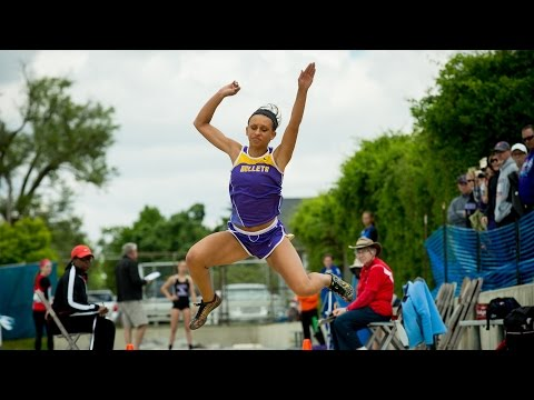 IHSA Girls Track and Field State Finals - 2015