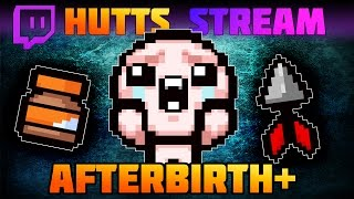 Pong Challenge - Hutts Streams Afterbirth+