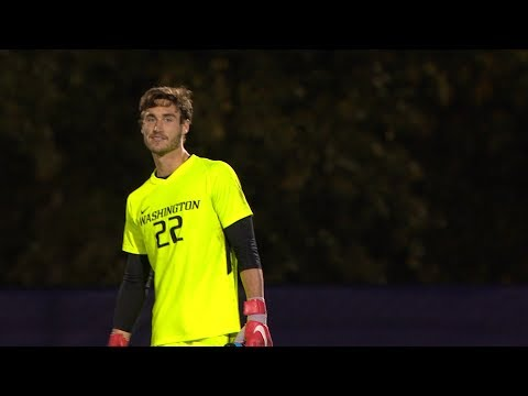 Recap: Washington men's soccer season skids to an end in crushing double overtime shootout