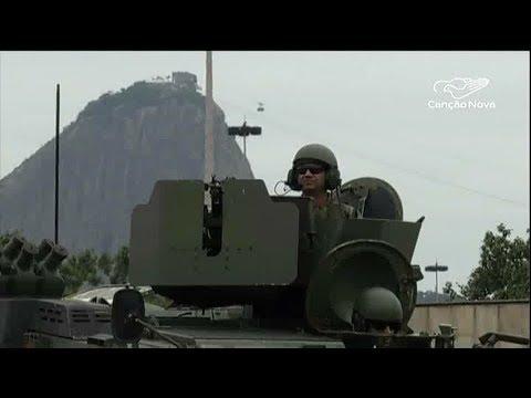 Brasil tem o maior número de áreas urbanas violentas do mundo