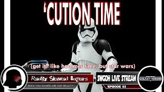 SWGOH Live Stream Episode 82: 'Cution Time | Star Wars: Galaxy of Heroes #swgoh