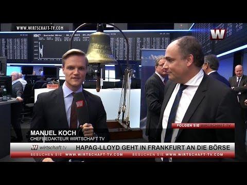 Hapag-Lloyd: Mühevoller Börsenstart