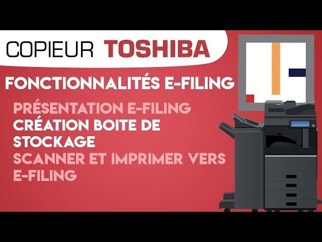 #19. Fonctionnalités du e-Filing